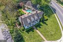 .325 acre with very private yard - 200 MAGNOLIA AVE, FREDERICK