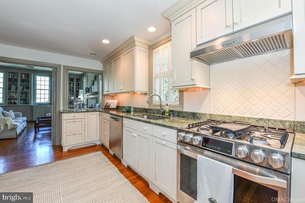 Brand new stainless steel appliances - 200 MAGNOLIA AVE, FREDERICK