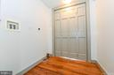 Walk-in closets w/ main level laundry hook up - 200 MAGNOLIA AVE, FREDERICK
