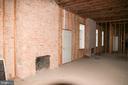 3 original fireplaces exist. - 515 E WASHINGTON, CHARLES TOWN