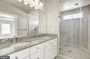 Luxury Master Bath w/ Ultra Shower - 20622 DUXBURY TER, ASHBURN