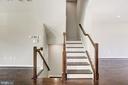 Oak Stairs to All Levels - 20622 DUXBURY TER, ASHBURN