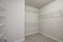 Top Floor Bedroom - Walk-in Closet - 20622 DUXBURY TER, ASHBURN