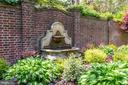 Listen to the fountain! - 2 CUMBERLAND CT, ANNAPOLIS