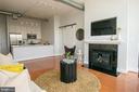 Living Space - 2020 12TH ST NW #508, WASHINGTON