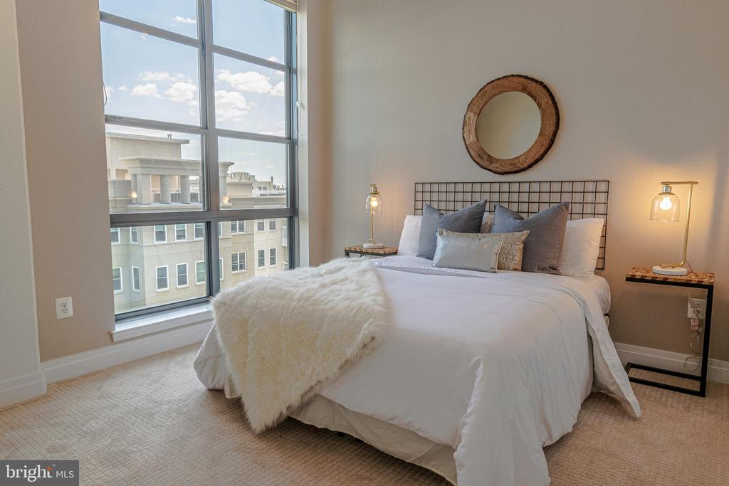 Bedroom 2 - 2020 12TH ST NW #508, WASHINGTON
