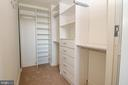 Master Closet - 2020 12TH ST NW #508, WASHINGTON