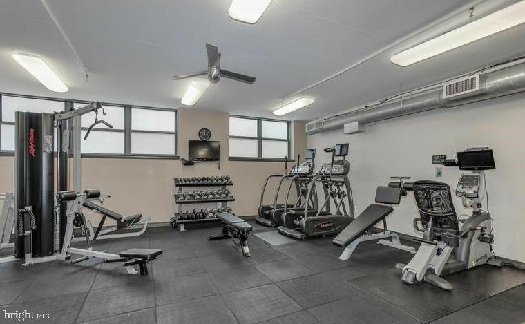 Fitness Center - 2020 12TH ST NW #508, WASHINGTON