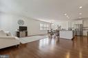 Open Floor Plan - 450 EMBREY MILL RD, STAFFORD