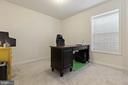 Basement has 5th Legal Bedroom - 450 EMBREY MILL RD, STAFFORD