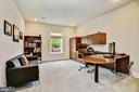 Lower Study/ Bedroom Option - 13029 HIGHGROVE RD, HIGHLAND