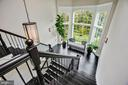 Interior Dual Stair to Upper Level - 13029 HIGHGROVE RD, HIGHLAND