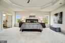 Master Bedroom - 13029 HIGHGROVE RD, HIGHLAND
