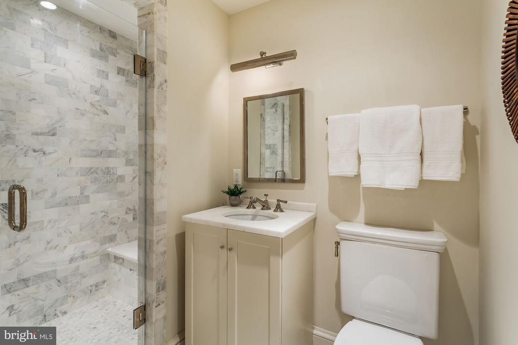 Fifth Full Bath - 2163 DUNMORE LN NW, WASHINGTON