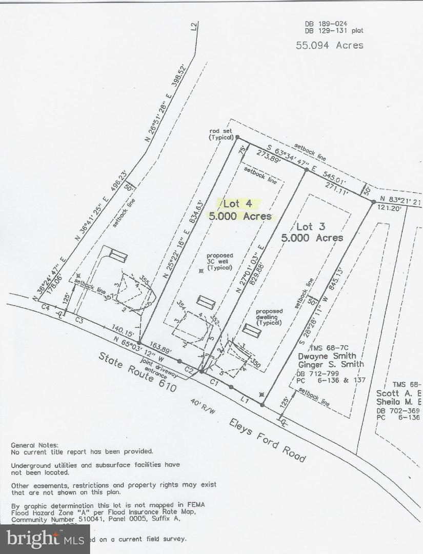 土地 為 出售 在 Lignum, 弗吉尼亞州 22726 美國