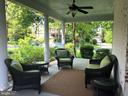 Covered side porch entertain or read a good book! - 304 UPPER COLLEGE TER, FREDERICK