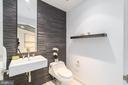 Powder Room - 1881 N NASH ST #1011, ARLINGTON