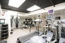 Gym - 1414 22ND ST NW #PH 62, WASHINGTON