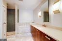 Master Bath - 1414 22ND ST NW #PH 62, WASHINGTON