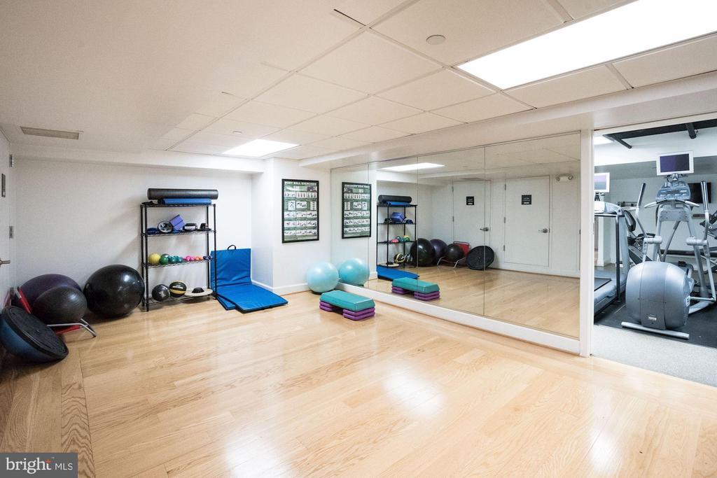 Exercise Room - 1414 22ND ST NW #PH 62, WASHINGTON