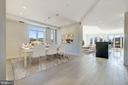 Dining Room - 1414 22ND ST NW #PH 62, WASHINGTON