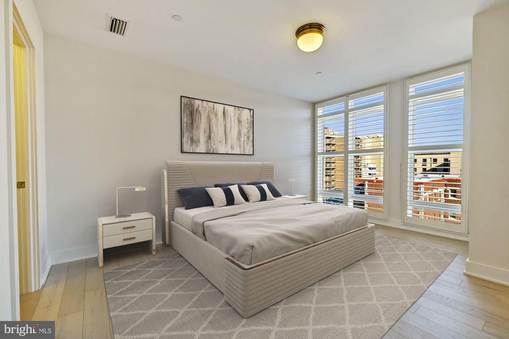 Guest Suite - 1414 22ND ST NW #PH 62, WASHINGTON