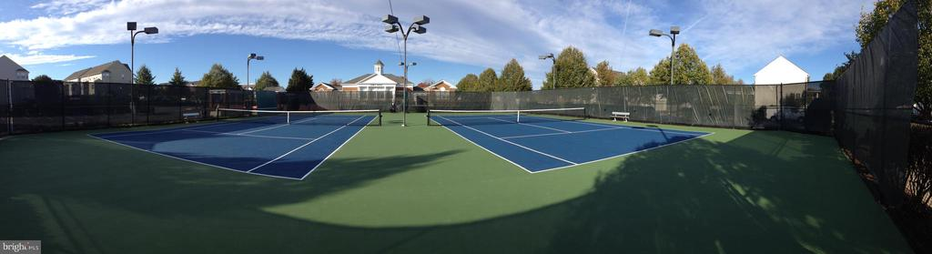 One of the various Tennis Courts - 25928 KIMBERLY ROSE DR, CHANTILLY