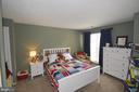 Bedroom - 20991 TIMBER RIDGE TER #202, ASHBURN