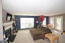 Living Room - 20991 TIMBER RIDGE TER #202, ASHBURN