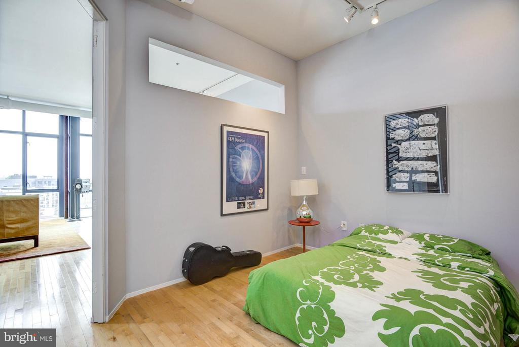 bedroom doors will convey (currently not installed - 1454 BELMONT ST NW #16, WASHINGTON