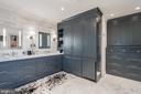 Master bathroom - 3600 MASSACHUSETTS AVE NW, WASHINGTON