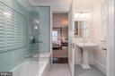 Second bathroom - 3600 MASSACHUSETTS AVE NW, WASHINGTON