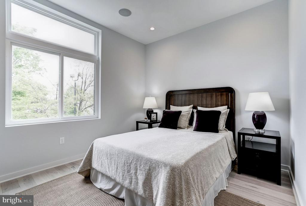 Master bedroom - 1507 RHODE ISLAND AVE NE #7, WASHINGTON