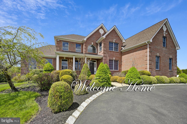 Single Family Homes voor Verkoop op Monroe Township, New Jersey 08831 Verenigde Staten