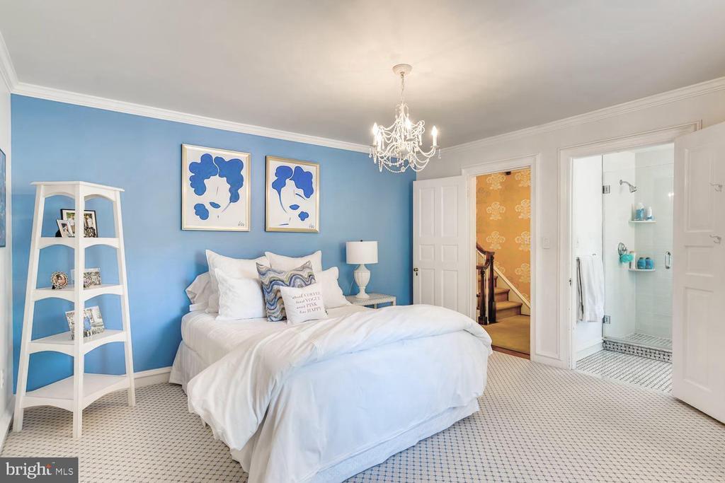 Bedroom Two with en suite  Bath - 1209 BERWICK RD, TOWSON