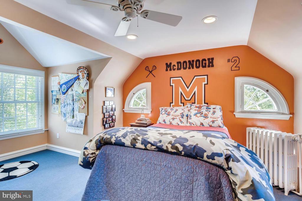 Bedroom Five - 1209 BERWICK RD, TOWSON