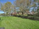 Beautifully maintained pasture with waterer - 4105 WESTON DR, KNOXVILLE
