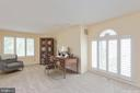 Third Bedroom/ Office - 2150 CHESAPEAKE HARBOUR DR, ANNAPOLIS