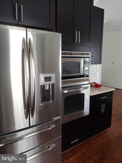 Stainless steel appliances - 824 N WAKEFIELD ST, ARLINGTON