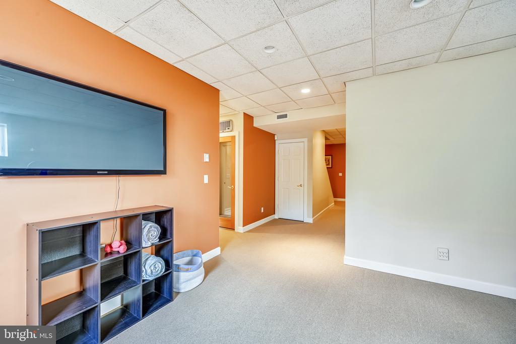 Lower level - 3417 HIDDEN RIVER VIEW RD, ANNAPOLIS