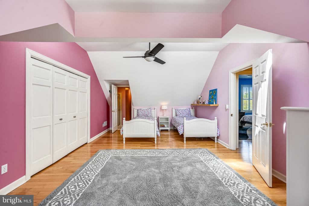 Bedroom 3 - 3417 HIDDEN RIVER VIEW RD, ANNAPOLIS