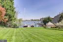 Lawn to Acton Cove - 1 S ACTON PL, ANNAPOLIS