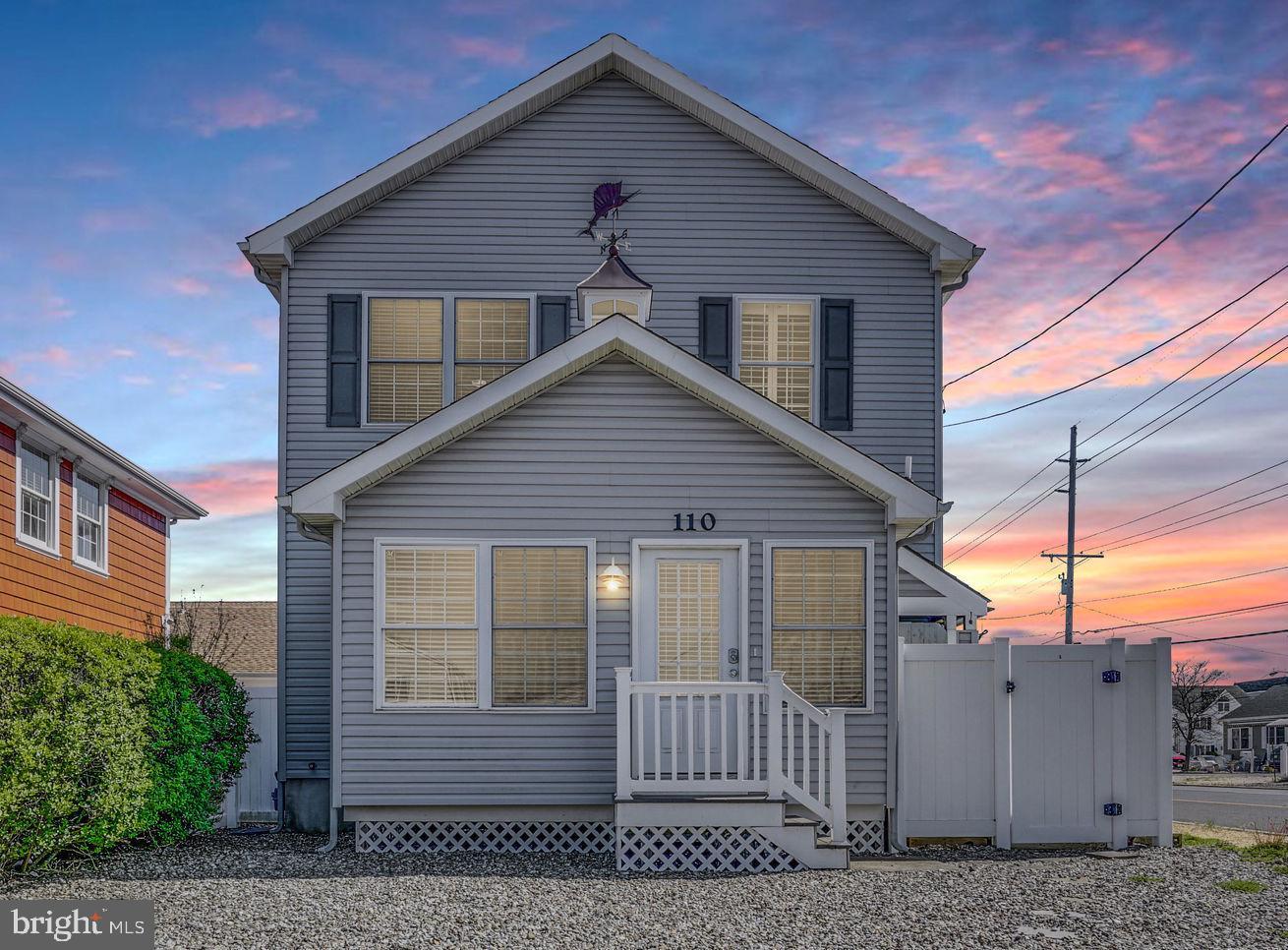 Single Family Homes 为 销售 在 Lavallette, 新泽西州 08735 美国