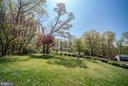 View of Backyard - 3506 W WATERSVILLE RD, MOUNT AIRY