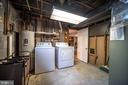 2nd Lower Level Utility Room - 3506 W WATERSVILLE RD, MOUNT AIRY