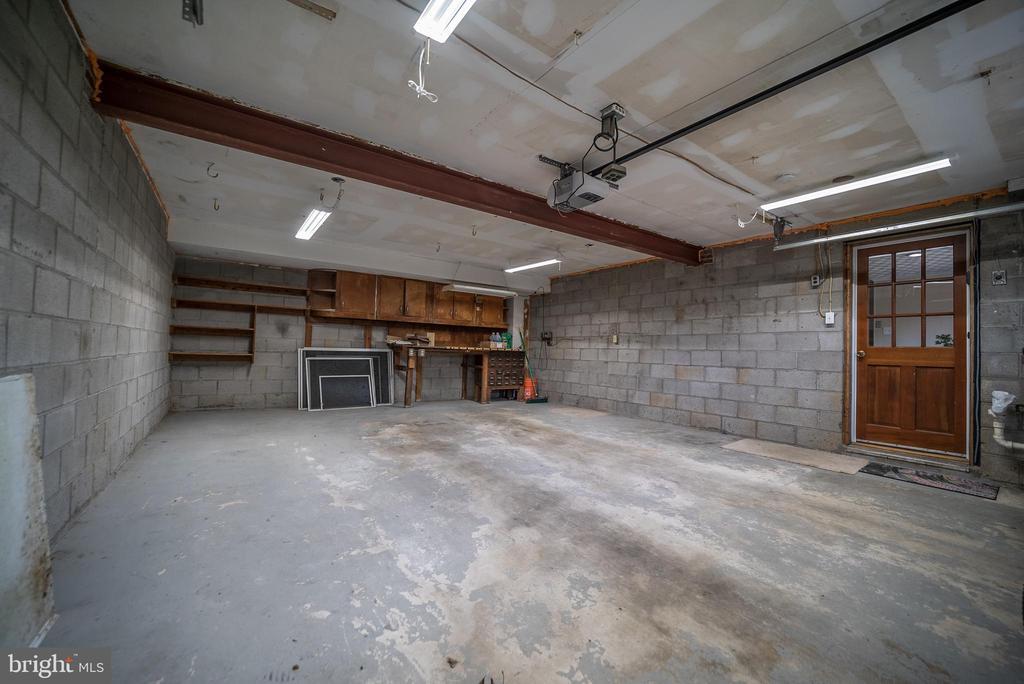 2 Car Garage - 3506 W WATERSVILLE RD, MOUNT AIRY