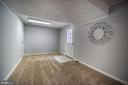 2nd Lower Level Rec Room - Outdoor Access - 3506 W WATERSVILLE RD, MOUNT AIRY