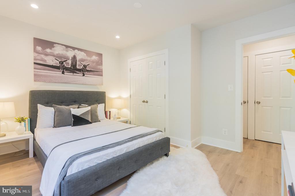 Bedroom - 4004 BEECHER ST NW #201, WASHINGTON