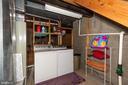 Laundry Area - 10406 FARMVIEW CT, NEW MARKET
