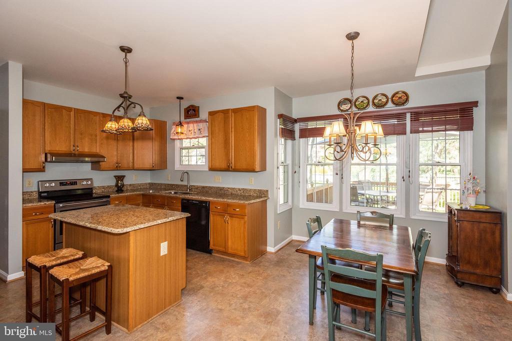 Eat In Kitchen - 10406 FARMVIEW CT, NEW MARKET
